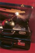 bomb suitcase